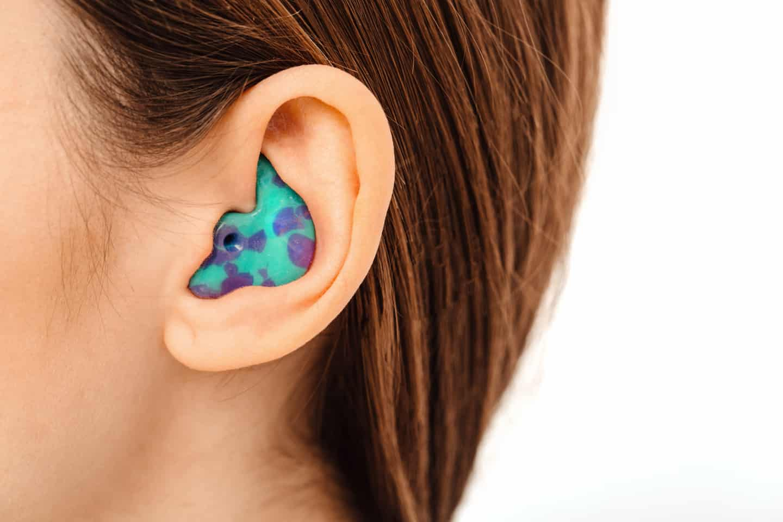 Personally Molded Earplugs